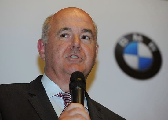 Kereta BMW 7-Series untuk Sidang Kemuncak ASEAN - Harris