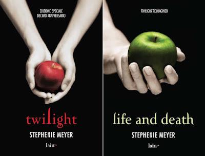 opinioni recensione life and death stephenie meyer