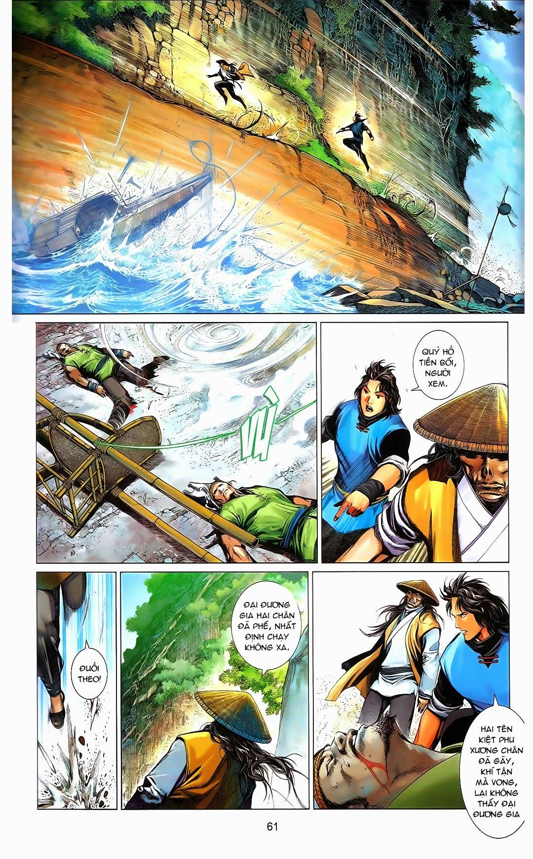Phong Vân chap 668B Trang 37 - Mangak.info