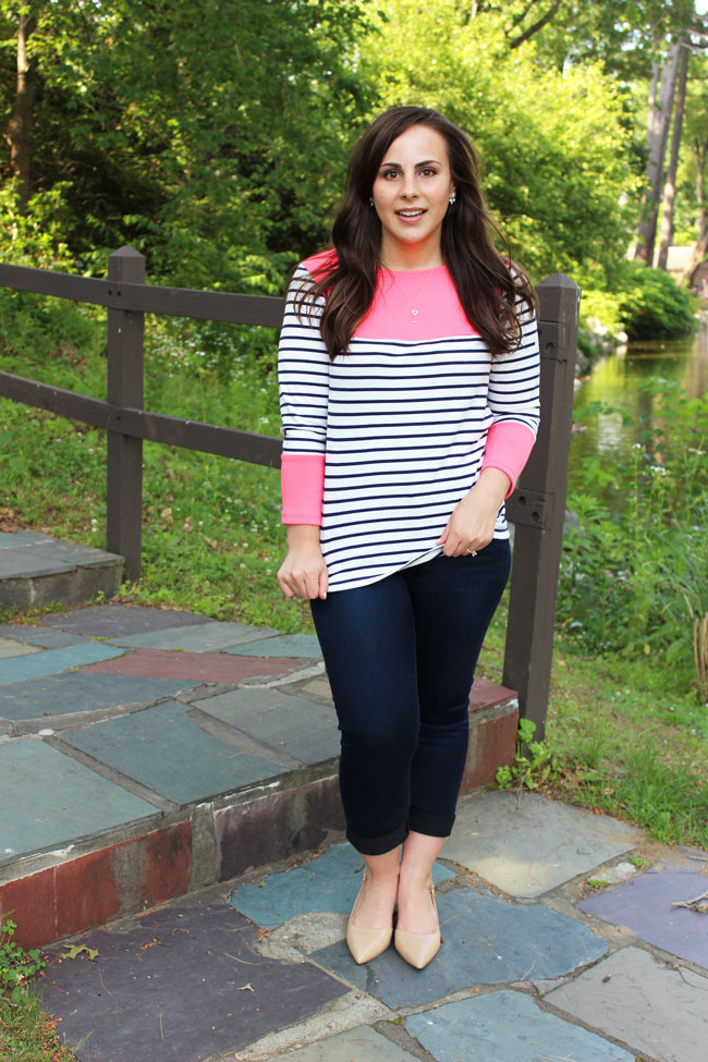 Neon And Stripes: A Match Made In Heaven