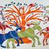 Revealed Art of Madhya Pradesh.