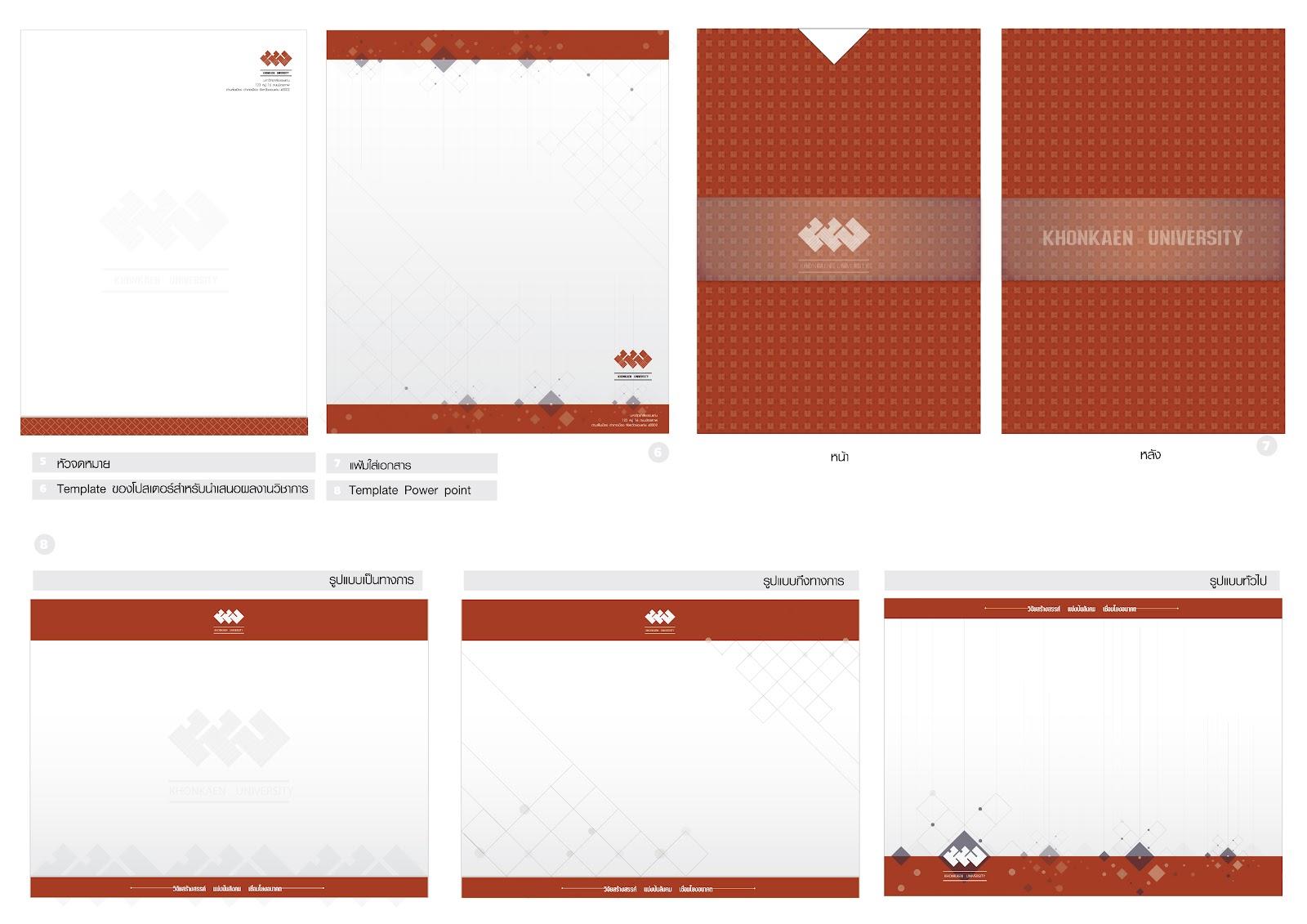Portfolio idenity branding corporate idenity kku 3 toneelgroepblik Image collections