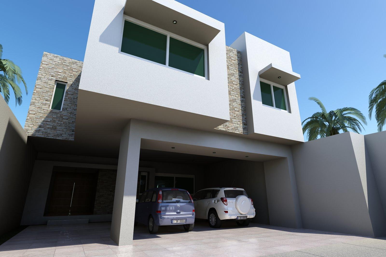 Jorge sepulveda residencia coronel for Proyecto casa habitacion minimalista