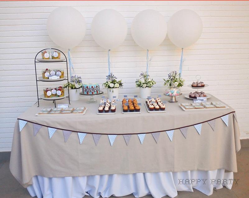 Organizar la fiesta en casa alquiler carro de golosinas - Ideas para mesas dulces de comunion ...