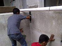waterproofing pu