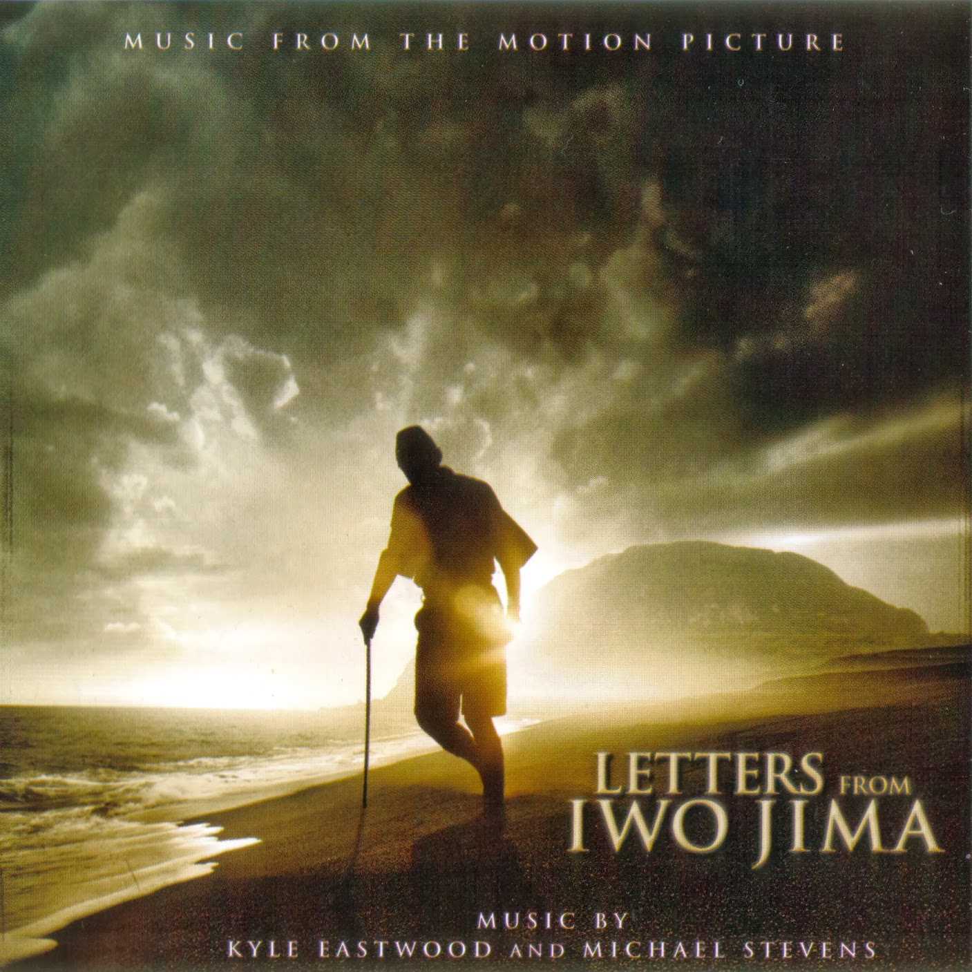 Letters From Iwo Jima 2006 Kyle Eastwood And Michael Stevens Original Soundtrack