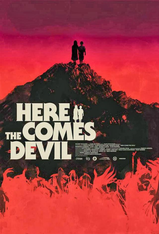 Here Comes The Devil (Ahí va el diablo)