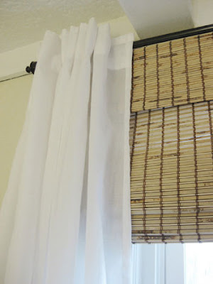 Curtains+And+Draperies+In+Home+Interior+Design++curtain-and-bamboo-roman-sh