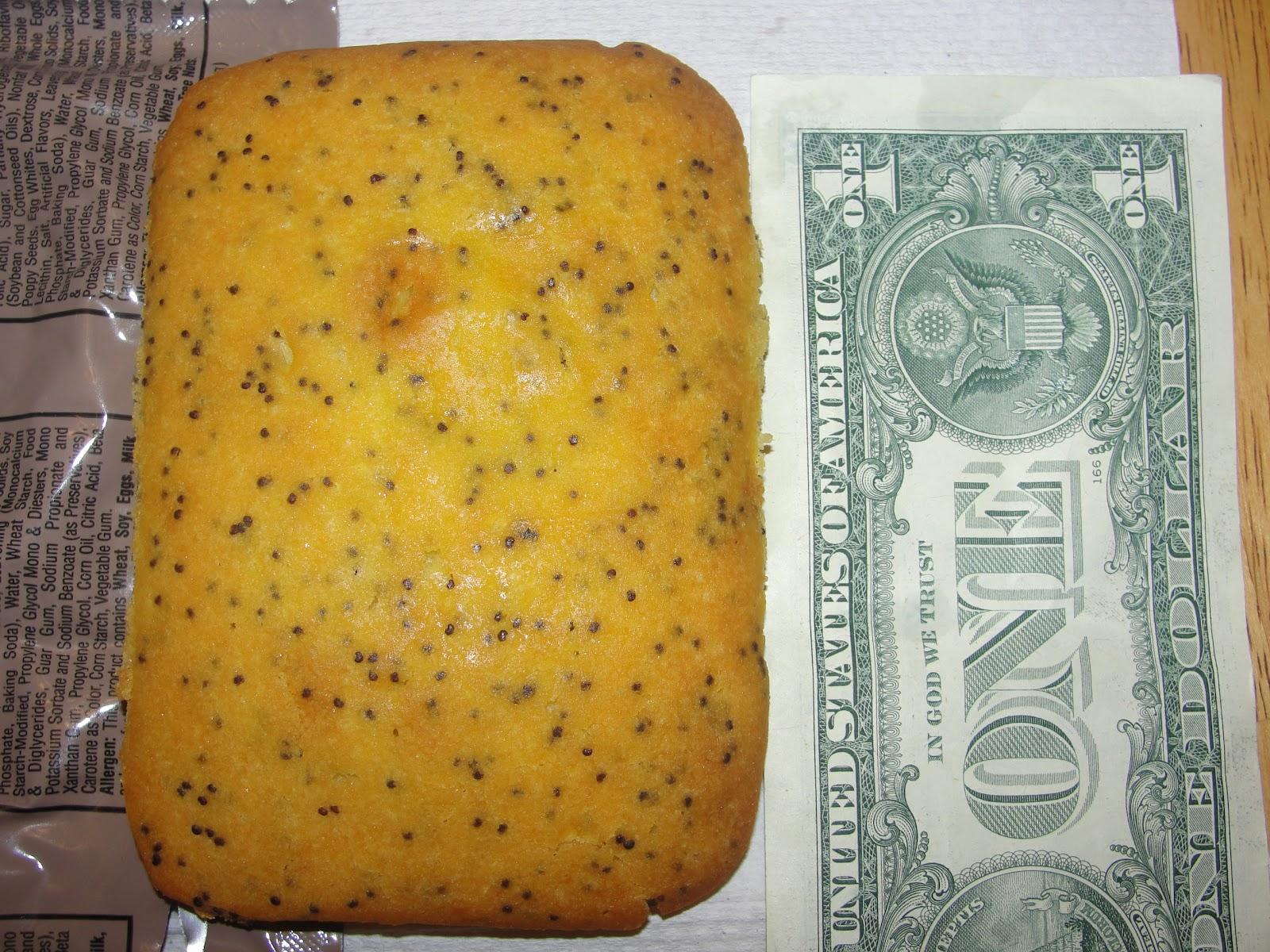 Poppy Seed Pound Cake Mre