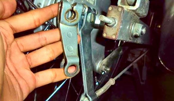 Tips Agar Rem Tromol Motor Lebih Pakem dan Mantab
