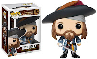Funko Pop! Barbossa