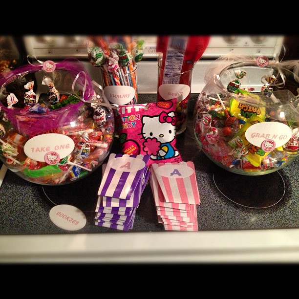FOR CANDY STATION