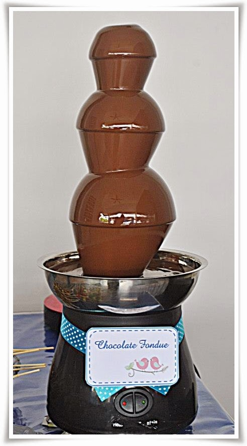 Chocolate Fountain Machine For Rent