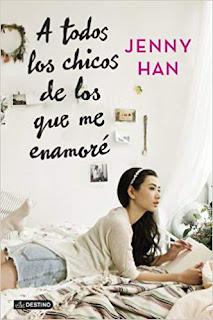 A todos los chicos de los que me enamore- Jenny Han