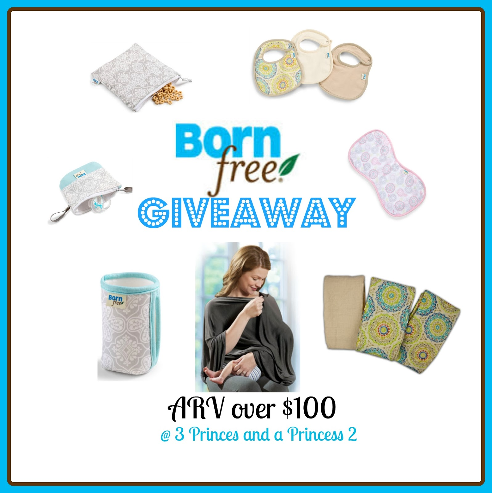 New Born Free Products #Giveaway