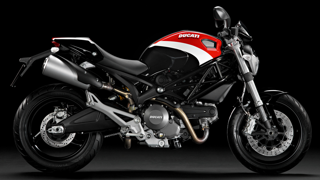 Ducati Monster Two Seater