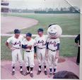 Weis, Berra, Koonce & Mr. Met 1970