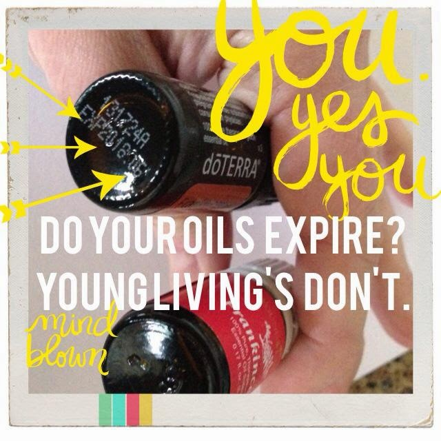 P + M = E: Why there is no expiration date on Young Living ...