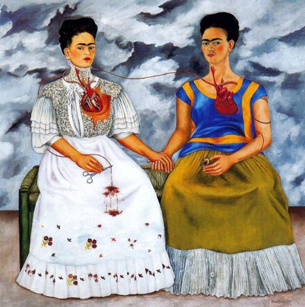 Les deux Fridas