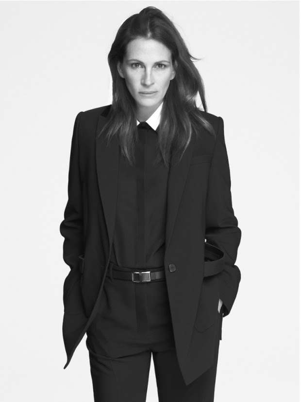 Givenchy campaign with Julia Roberts