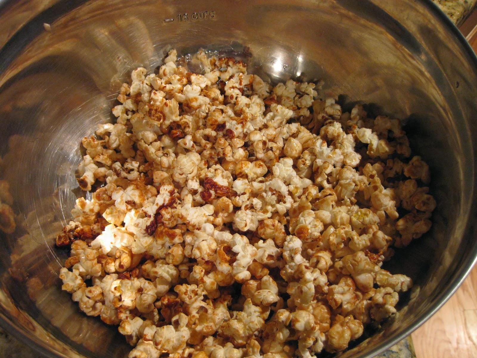 Oishikatta 美味しかった: Kettle corn