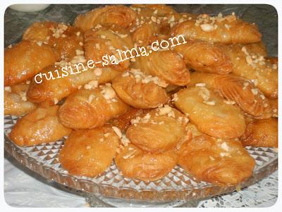 رغيفات, مقليين, هشاش, ولذاذ , Rghaifs au miel