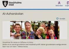 Základní škola Al-Azhar ve Stockholmu aneb islamizace Švédska na postupu