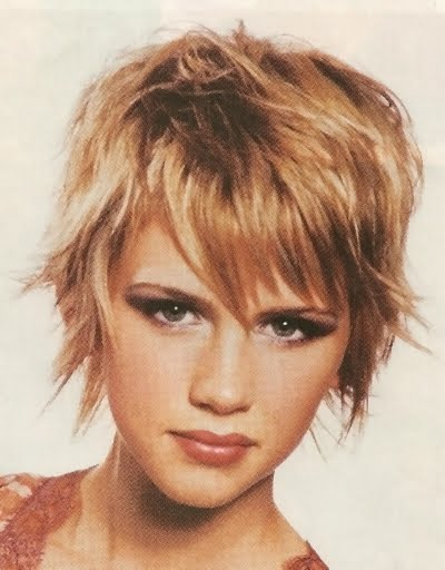 Wedding bride choppy hairstyles for women the actual bangs could be worn aside to produce a modern pose towards the choppy hairstyles which are very popular choppy hairstyles certainly are a solutioingenieria Images