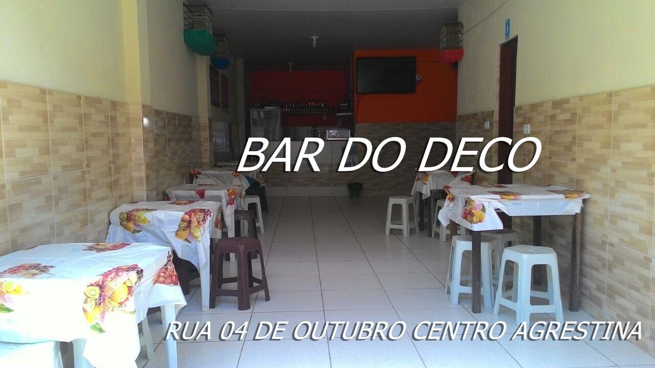 BAR DO DECO