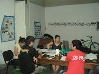 Taller de formación en La Campora Carlos Casares