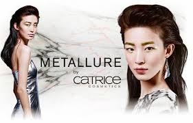 Catrice Metallure Le (Nagų lakai, lūpų dažai ir šėšėliai)