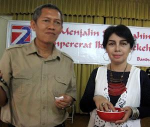 Ketua IKA Edin periode 2011-20144