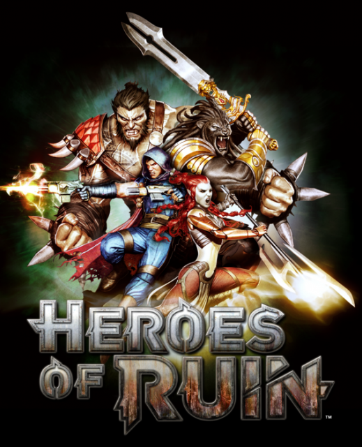 Download Heroes Of Ruin USA 3DS Full Version Free PC Games
