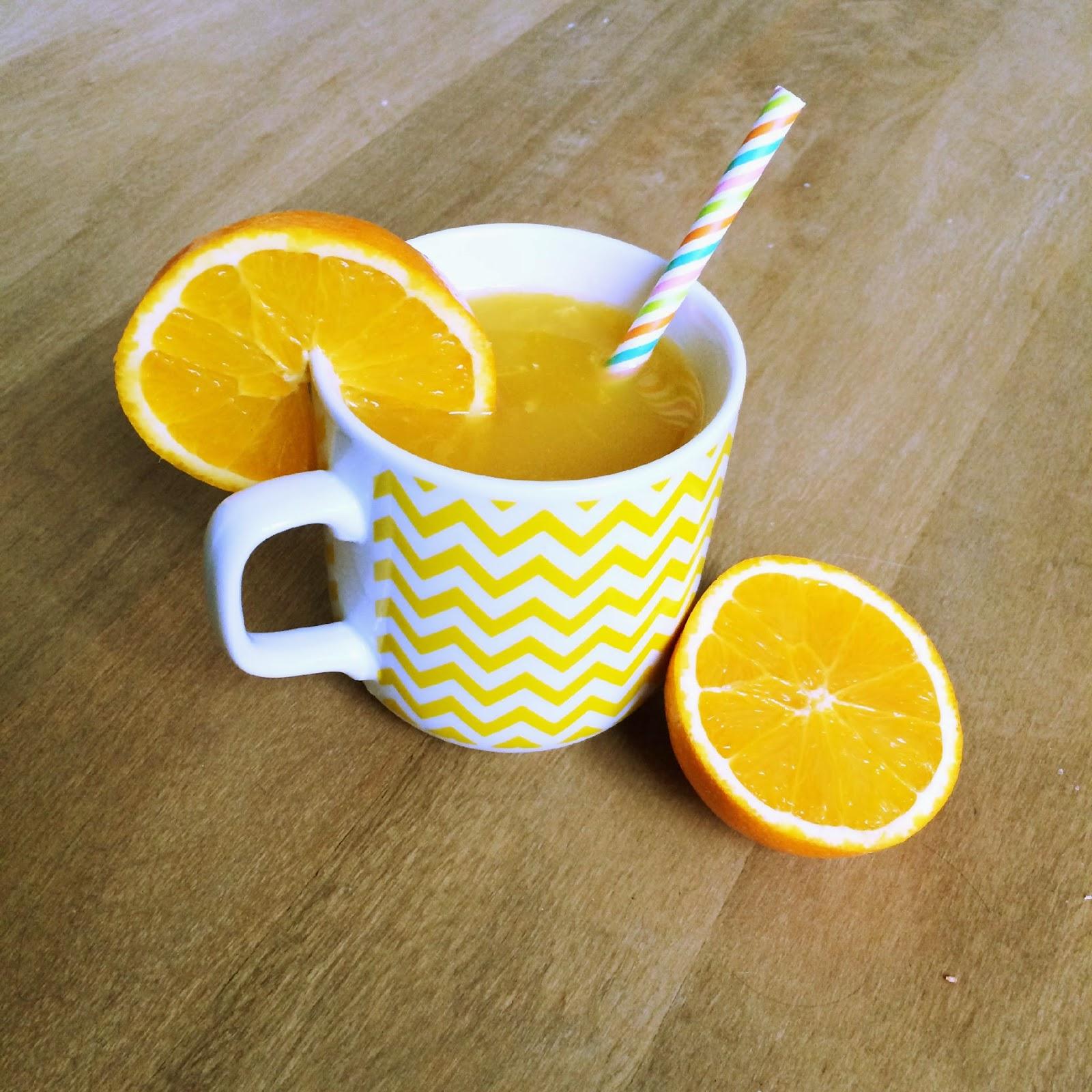 jus d'orange fait maison tasse maisons du monde