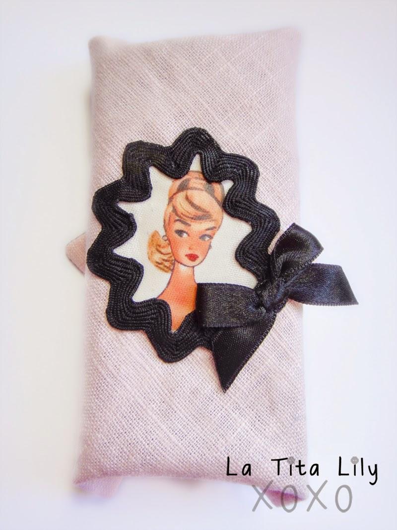 porta kleenex barbie