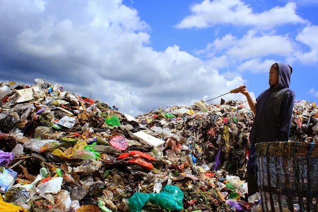 Warga Indonesia Hasilkan Sampah Sebanyak 175.000 ton perhari