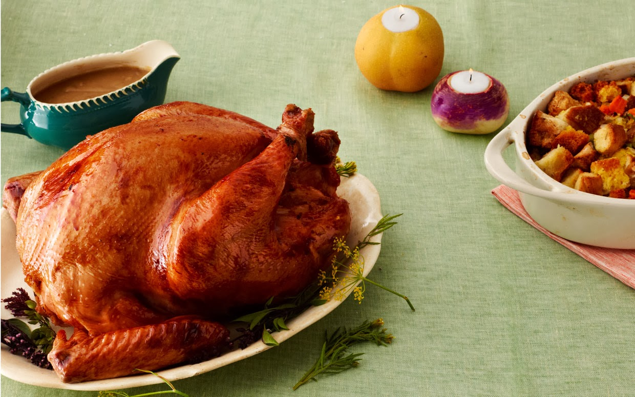 Thanksgiving Day Turkey Tips