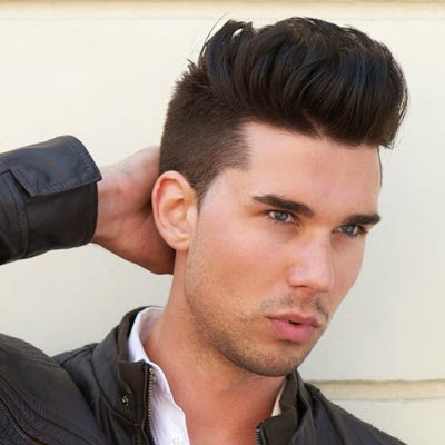 HD wallpapers simple quiff hairstyles
