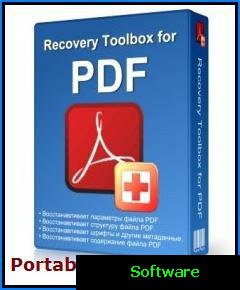Portable Recovery Toolbox for PDF 1.0.5