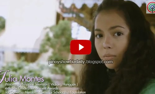 Julia Montes is Mona in ABS-CBN's Ikaw Lamang