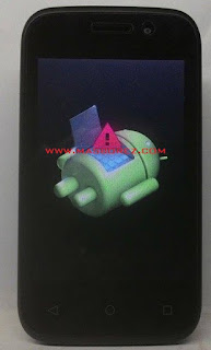 Cara hard reset advan S35D