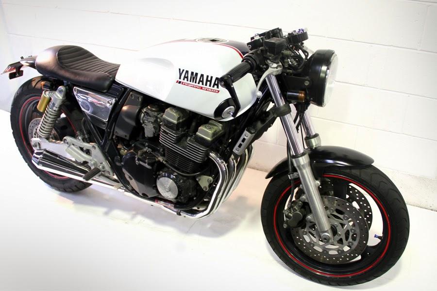 yamaha xjr400 cafe racer grease n gas. Black Bedroom Furniture Sets. Home Design Ideas