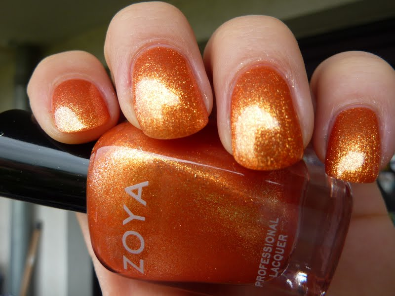 Zoya Tanzy Just a little experience with