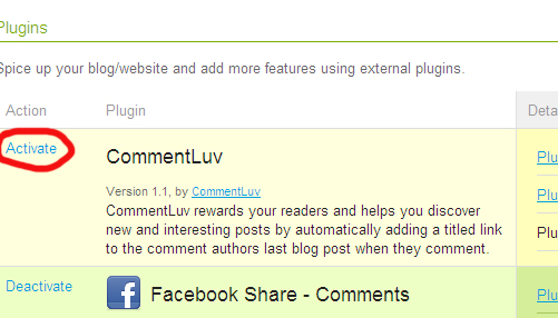 How to Install CommentLuv on Blogger