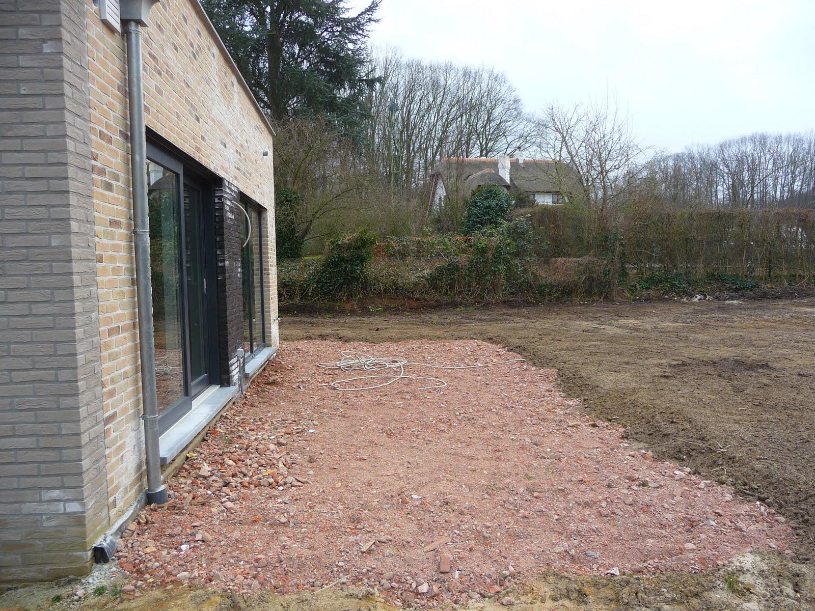 Brien steven bouwen tuin trap for Trap bouwen