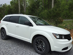 Our new Dodge Journey