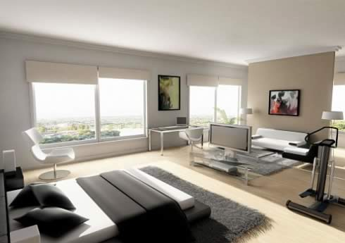 Design Ideas For Bachelor Apartments