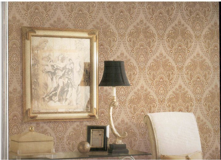 Home wallpaper with art deco wallpaper for Art deco wallpaper mural