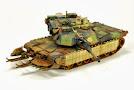"""""""M1A1 Abrams"""" 1/35"""
