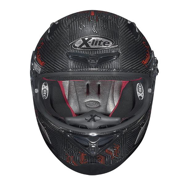 racing helmets garage x lite x 802r ultra carbon 2015. Black Bedroom Furniture Sets. Home Design Ideas
